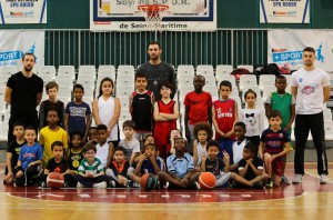 Photo Groupe Ecole de Basket