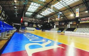 Gymnase des Cotonniers à Rouen Gymnase des Cotonniers