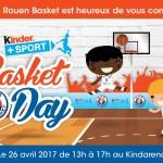 Kinder +sport day